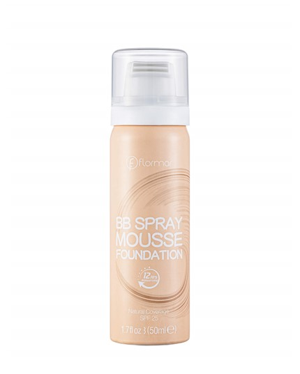 BB SPRAY MOUSSE FOUNDATION