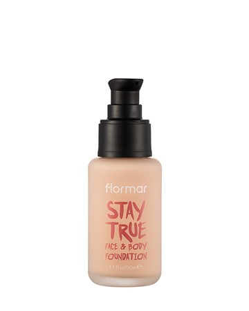 STAY TRUE FACE & BODY FOUNDATION