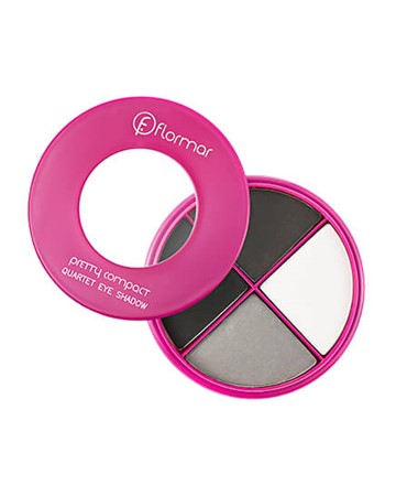 PRETTY COMPACT QUARTET EYESHADOW