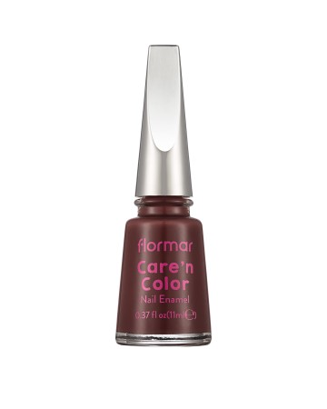 CARE N COLOR NAIL ENAMEL