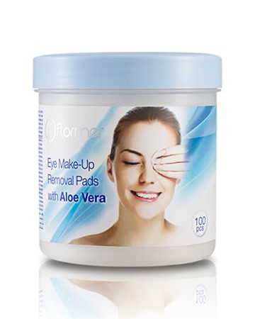 EYE MAKE-UP REMOVAL PADS