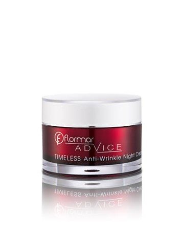 ADVICE TIMELESS ANTIWRINKLE NIGHT CREAM