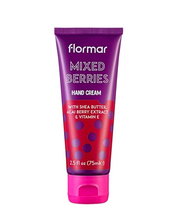 FLORMAR HAND CREAM - MIXED BERRY