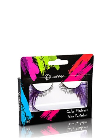 COLOR MADNESS FALSE EYELASHES