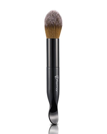 FOUNDATION BRUSH WITH SPATULA