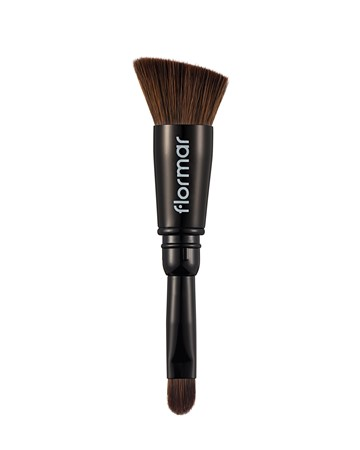 DUO FOUNDATION & CONCEALER BRUSH