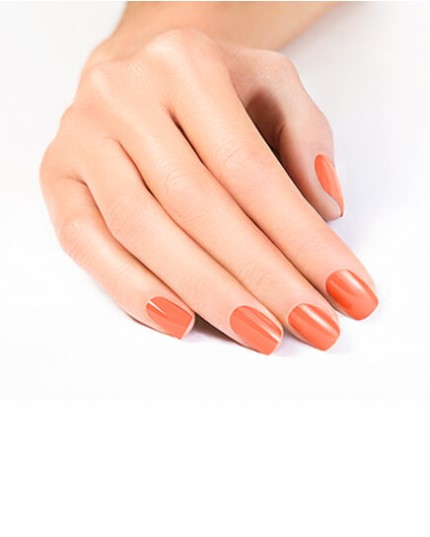 WET LOOK NAIL ENAMEL